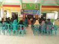 Babinsa Bersama Tiga Pilar Desa Purworejo Suport Karang Taruna Dalam Pelatihan Sablon