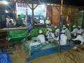 Bati Bhakti TNI Koramil 0811/12 Bancar Hadiri Safari AR Ridwan
