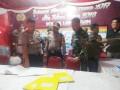Sinergitas TNI-POLRI Cek Pospam Natal Dan Tahun baru