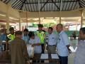 Seleksi Tiga Perangkat Desa Kedungsari Kemlagi Mendapat Pengamanan TNI – Polri