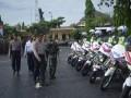 Dandim Tuban Ikuti Gelar Pasukan Operasi Lilin 2017