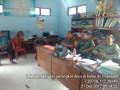 Koramil 05 Kemlagi dan Polsek Lakukan Pengamanan Ujian Perangkat Desa Mojodadi