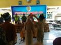 Pelantikan Sekretaris Desa Cinandang Mendapat Pengamanan TNI-Polri, Satpol PP & Linmas