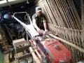 Upaya Babinsa Dalam Meningkatkan Swasembada Pangan Dalam Pengecekan Alsintan