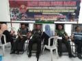 Sambut HJK ke 72 dan HUT ke 69 Kodam V Brawijaya, Kodim Jombang Gelar Donor Darah