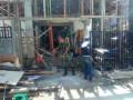 Babinsa Koramil 0814/18 Jogoroto Bangun Mushola Di Desa Binaan