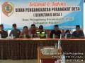 Danramil & Forpimka Kemlagi Pantau Seleksi Perangkat Desa Mojogebang