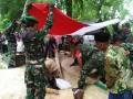 Upacara Pemakaman Secara Militer Kodim 0812 Lamongan, Sebagai Pelaksana Fungsi Kegarnizunan