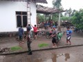 Puting Beliung Mengamuk Di Kediri, 9 Rumah Warga Rusak Berat