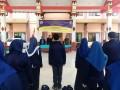 KKN Sains Mahasiswa STIE Al-Anwar Disambut Forpimka Dawarblandong