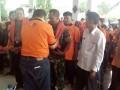 Danramil 0815/15 Jatirejo Bersama Forpimka Terima KKN Mahasiswa UNIM