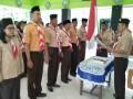 Danramil 0811/12 Bancar Kapten Inf Sunaryo Hadir Dalam Musyawarah Gerakan Pramuka Kwartir Ranting