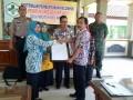 Danramil 0811/08 Widang Ikuti Sosialisasi Tim Kelompok Pendukung Asi  (KP-ASI) Bekerjasama Tim Kesehatan Puskesmas Widang