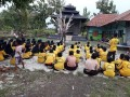 Koramil 0815/08 Dawarblandong Boot Camp Para Siswa Di Ponpes Salafi Al Amin