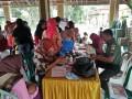 Babinsa Pos Mojoanyar Bantu Layanan Posyandu Di Desa Kwatu