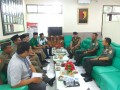 Sambungrasa TNI Bersama GP Ansor Kediri