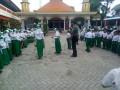 Datangi Sekolah, Si-Mokos TNI-AD Beri Keceriaan Pelajar Dalam Pembekalan Wawasan Kebangsaan
