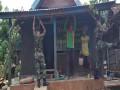 Jelang Pilgub Jatim Danramil 0811/18 Parengan Intens Gelar Komsos Dengan Warga