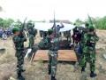 Upacara Pemakaman Secara Militer Merupakan Fungsi Kegarnizunan