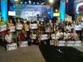 Pentas Sensasi Anti Napza Bersama IPWL Eklesia Dan Kodim Kediri
