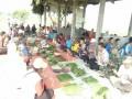 Babinsa Koramil 0814/12 Kesamben Ikuti Tradisi Wiwit