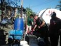 Bhakti Sosial Kodim 0812 Lamongan Dalam Penyaluran Bantuan Air Bersih Kepada Warga Desa Bakalanpule
