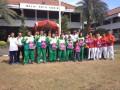 Ayo Olahraga Bangun Indonesia Dalam Peringatan Haornas Ke-35