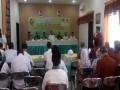 Kasdim 0815 Tekankan Peran FKUB Dalam Dukung Ketahanan Wilayah Jelang Pemilu 2019