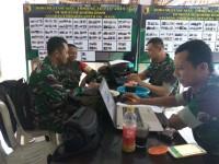 Tak Mau Gagal Target, Kapten Arm Bangun Budi Adi Lakukan Koordinasi