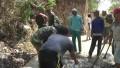 Target Terjadinya Domino Effect Pada Pembangunan Jalan Lintas Desa