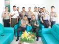Kapolres Jombang Beri Kejutan Di HUT TNI Ke 73