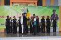 Letkol Inf Nur Wicahyanto Dikukuhkan Sebagai Ketua Umum Pengkab PBSITuban