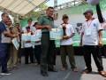 Pgs. Kasdim 0811 Tuban Berikan Apresiasi Digelarnya Kontes Ternak Dan Pameran Peternak Burung Sekabupaten Tuban