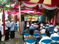 Danramil 0815/01 Prajurit Kulon Hadiri Haul Ke-18 Sahabat Riyanto