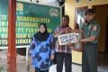 Dandim 0815 Mojokerto Serahkan Hasil Renovasi Rumah Pejuang Dan Veteran