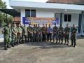Bakti Sosial TNI Berikan Pelayanan KB MKJP MOW
