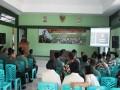 Kodim Bojonegoro Gelar Sosialisasi Netralitas TNI